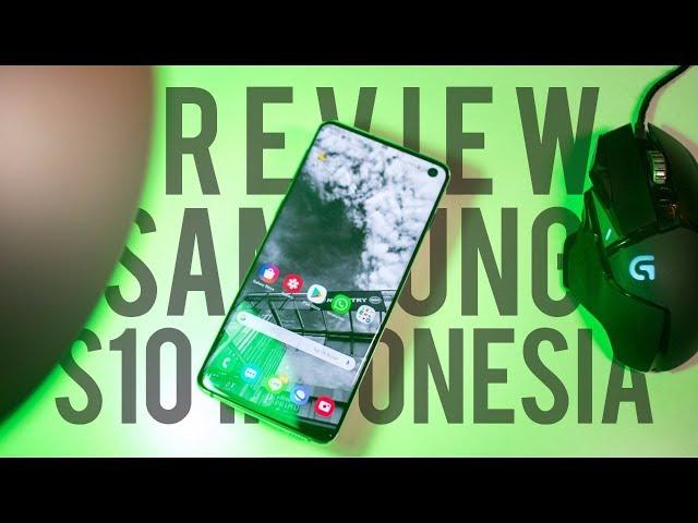 Review Lengkap Galaxy S10 Indonesia. Mendingan Langsung Daripada Galaxy S10e, TANGGUNG!