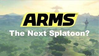 ARMS - The Next Splatoon?