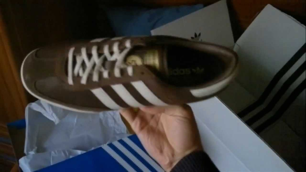 sale retailer ac14f 45898 UNBOXING ADIDAS BECKENBAUER SHOES