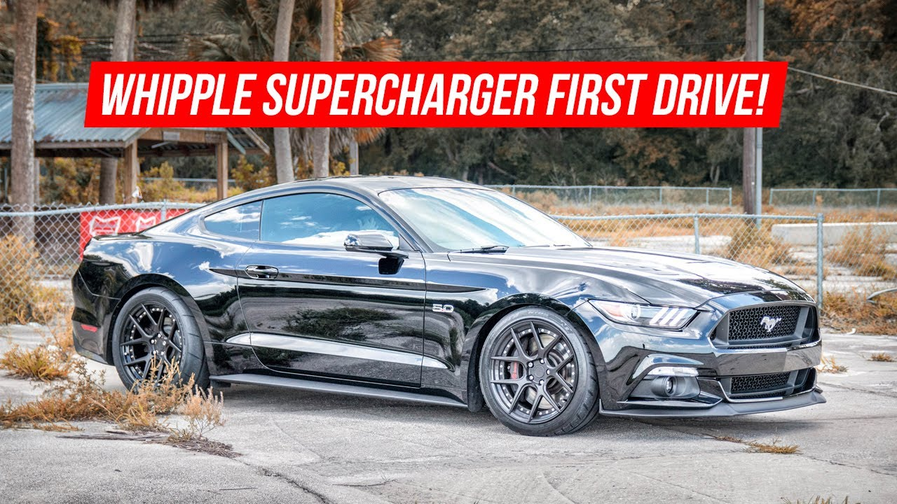 Question for the Whipple equipped members | 2015+ S550