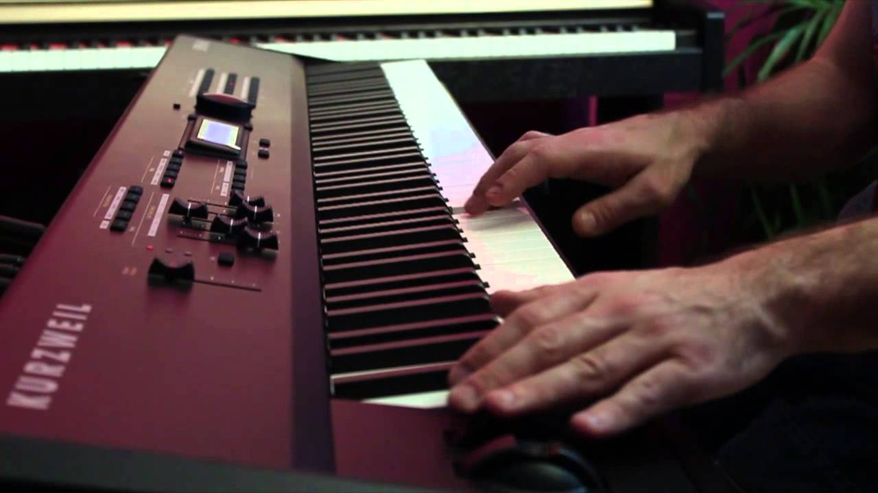 Kurzweil SP4-8 review | Digital Piano Review Guide