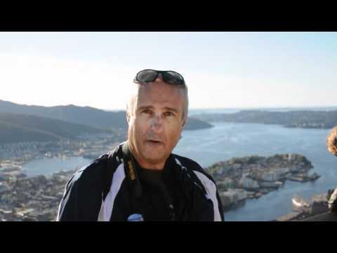 Cruise Duo in  Bergen, Norway