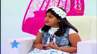 صغار ستار - لقاء مع الطفلة فجر محمد طفلة صاحبة مبادرة قادة المستقبل