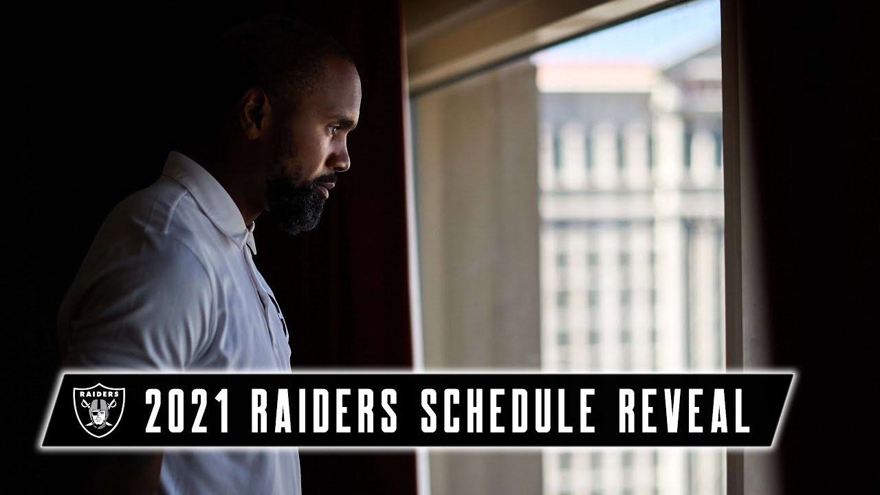 Las Vegas Raiders 2021 Season Schedule - Full Press Coverage
