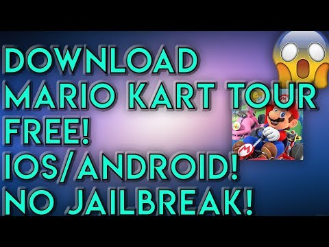 How To Download Mario Kart Tour IOS/Android 💨 Mario Kart Tour APK Download 💨 *EARLY RELEASE*