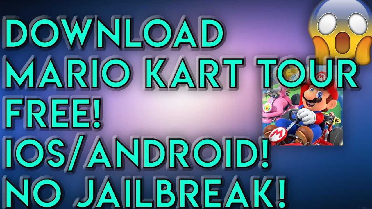 How To Download Mario Kart Tour iOS/Android 💨 Mario Kart Tour APK Download 💨 *EARLY RELEASE*  #Smartphone #Android