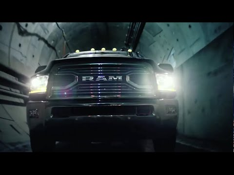 "RAM TRUCKS ""Tunnel"" Commercial - Los Angeles, Cerritos, Downey CA - NEW 2018 - 800.549.1084"