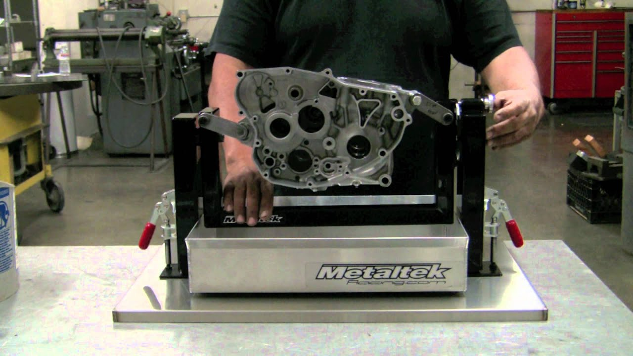Metaltek Racing Engine Stand Youtube