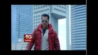 Salman Khan's new movie Kick trailer released