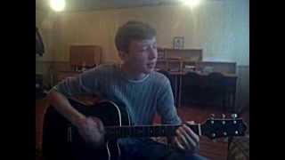 Обычный автобус- Армейская песня под гитару