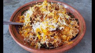 Dum Biryani Recipe | Hyderabadi Dum Biryani | Traditional Dum Biryani Recipe by Mubashir Saddique