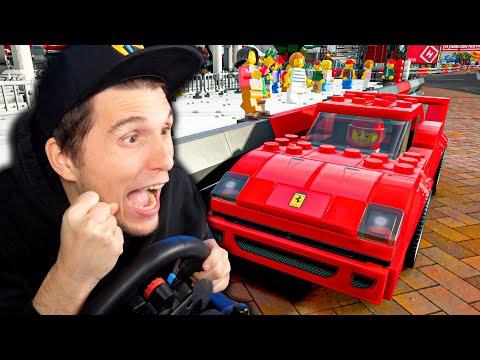 Ich fahre den LEGO FERRARI | Forza Horizon 4