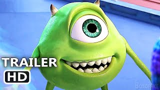 MONSTERS AT WORK Trailer (2021)