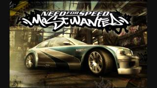 need for speed most wanted soundtrack-(Hush - Fired Up)