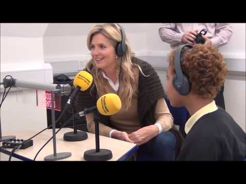 Interview with Penny Lancaster
