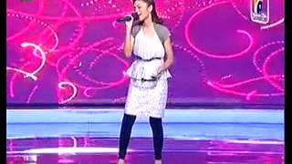 "Rossy ""Phool Jhardhri"" Pakistan Idol _ Episode 23"