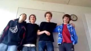 Hvor små vi er Musikvideo - Allan - Anton - Mikkel - Jonas