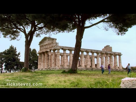 Paestum, Italy: Ancient Greek Temples