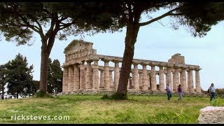 Paestum, Italy Ancient Greek Temples