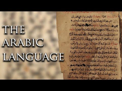 The Origins of Arabic