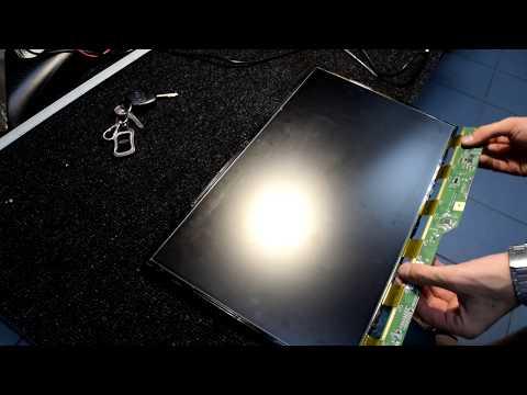 Ремонт Монитора Samsung S19A100N (Полосы на экране)