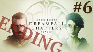 Dreamfall Chapters: Book Three - Realms  Walkthrough part 6