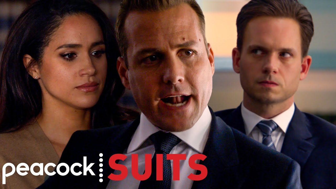 Harvey Calls Rachel to the Stand | Harvey Humiliates Rachel in front of the Entire Firm | Suits