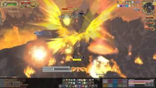 Insane Asylum vs Alysrazor (Flying  Rogue PoV)