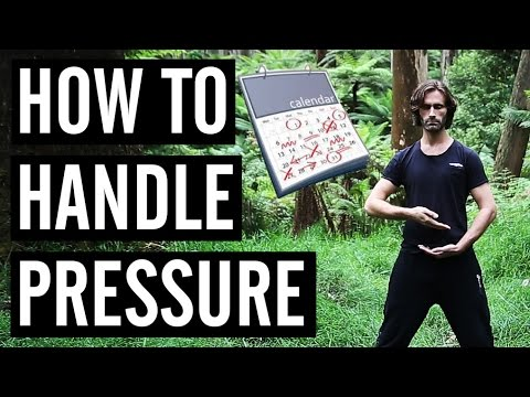 How to Handle Pressure to Destroy Your Comfort Zone - Inside Marshall Meditation Method