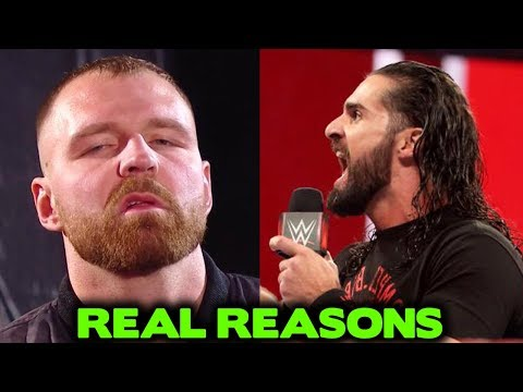 Real Reasons Why Dean Ambrose Didn't Speak On RAW