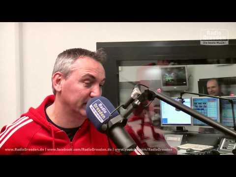 Peter Pacult im Radio Dresden - Interview