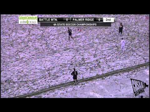 2012 CHSAA 4A Soccer State Championship- Palmer Ridge vs Battle Mountain