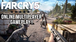 Farcry 5  MULTIPLAYER Gameplay!