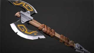 Dota 2 Store - Berserker's Witchslayer - AXE