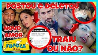 A Fazenda: Hari traiu o namorado c/ Lucas + Mion é exposto por Calabre sa + Neymar com ex de Maluma