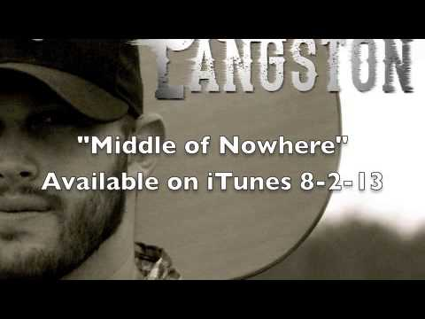 Jon Langston - Middle of Nowhere