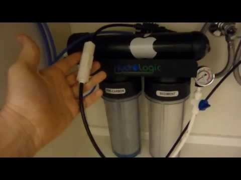 Reverse Osmosis Water Filter Explained