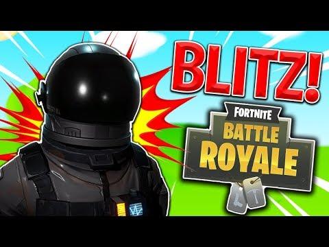 Brand *NEW* Game Mode! BLITZ! Fortnite Battle Royale