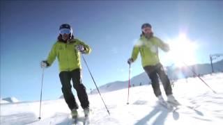 Salzburger Winterhymne - I Steh Auf Schnee