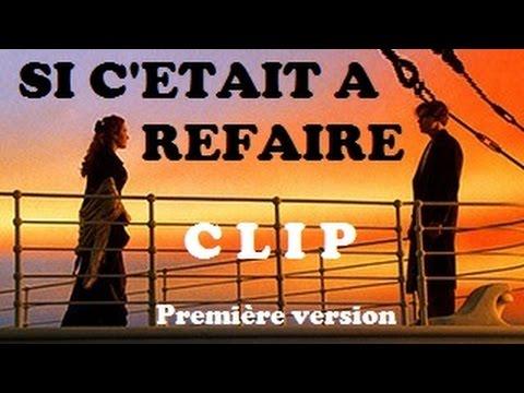 Céline Dion Si c'était à refaire (Clip 1ère version)