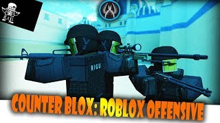 Roblox| Counter Strike trong roblox ??? -Counter Blox Roblox Offensive | Jason MG
