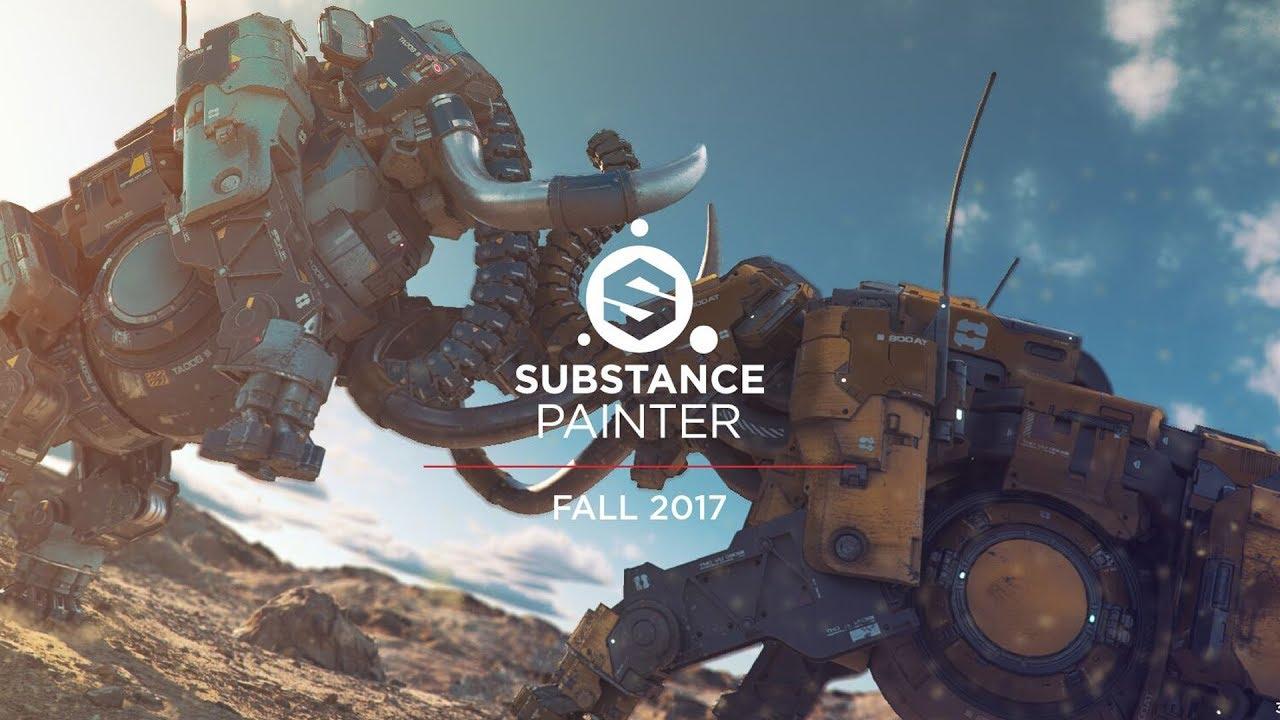 Substance Painter 2017 4: UE4 Livelink Plugin