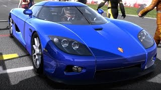 Need for Speed: Shift - Koenigsegg CCX - Test Drive Gameplay (HD) [1080p60FPS]