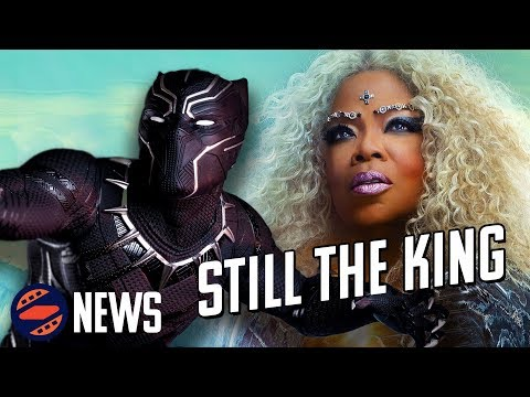 Black Panther Crosses $1 Billion, Wrinkle in Time Disappoints - Charting with Dan!