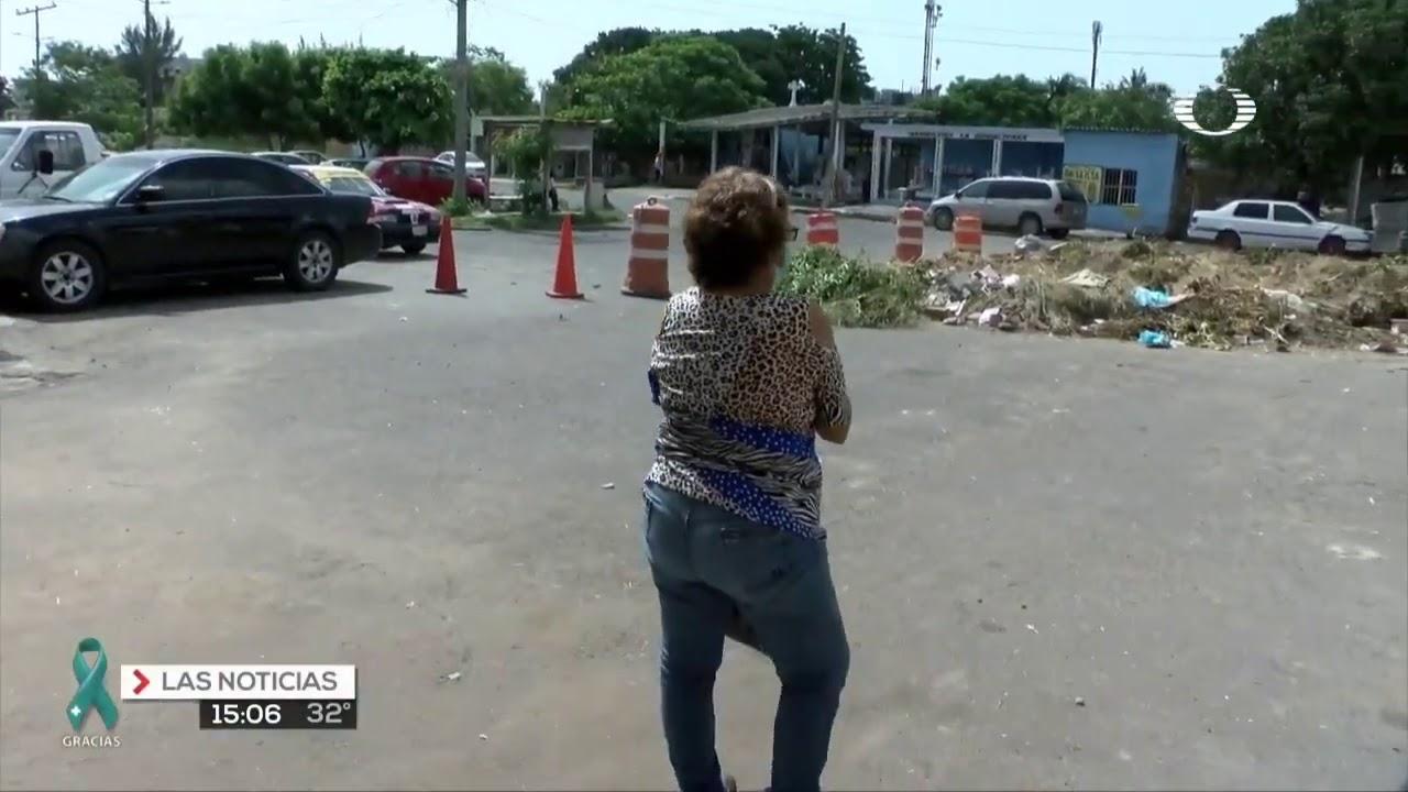Continúa con las medidas sanitarias en el panteón jardín de Veracruz