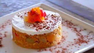 Fruit Tart / تارت الفواكه و الكريم