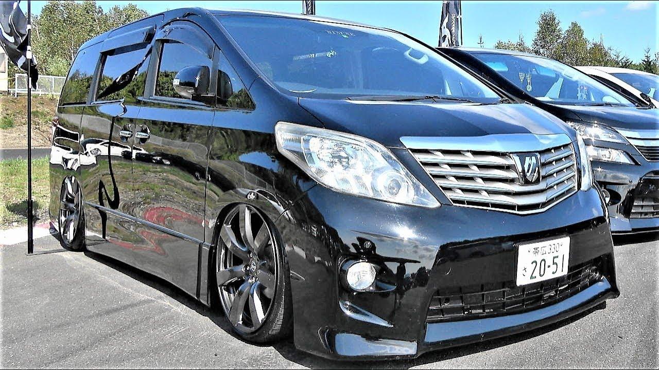 TOYOTA ALPHARD 20 custom トヨタ・アルファード20系カスタム【4K】