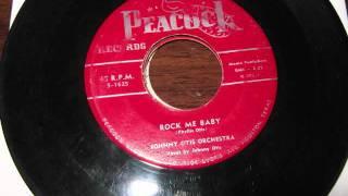 Johnny Otis - Rock me baby