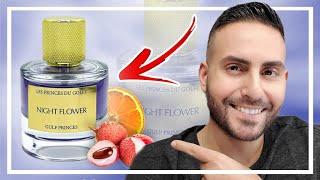 SWEET AND FRUITY FRAGRANCE FOR MEN AND WOMEN! | LES FLEURS DU GOLFE NIGHT FLOWER FRAGRANCE REVIEW!