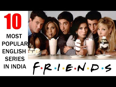 10 Most Viewed English TV Series In India